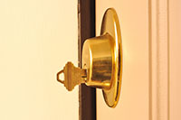Deadbolts and Door Knobs